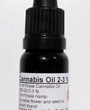 Buy CBD Drops (10 ml) (Kristians CBD) online