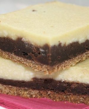 Buy OMG! Brownie Cheesecake online