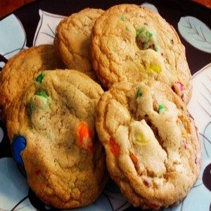 Buy Peanut Butter M&M Cookie