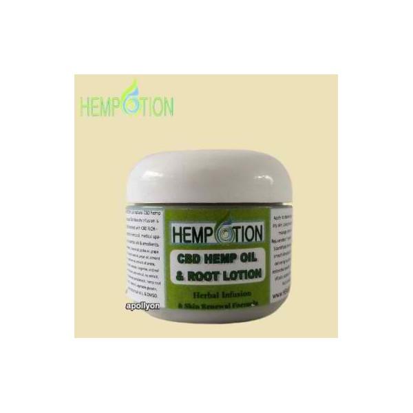 Buy CBD Lotion Hempotion online