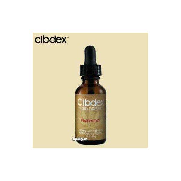 Buy CBD Oil Peppermint Cibdex