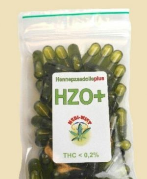 Buy Hemp Seed Oil+ Capsules
